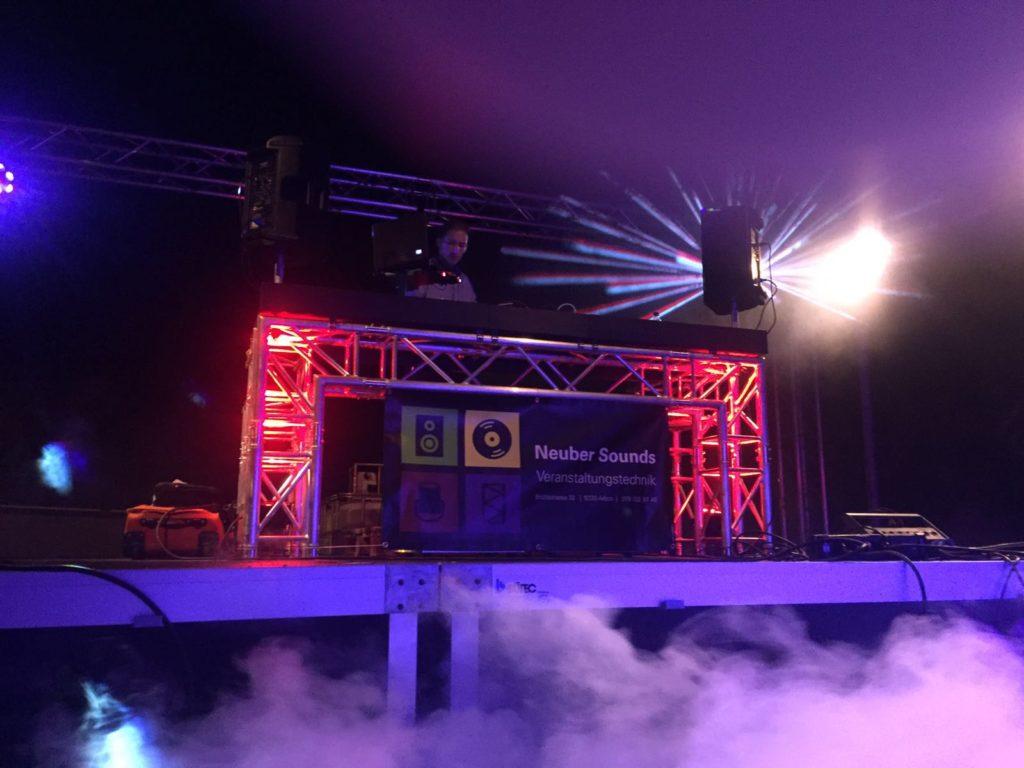 DJ Tisch