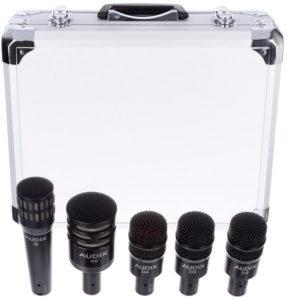 Audix DP5-A Drumkoffer mieten