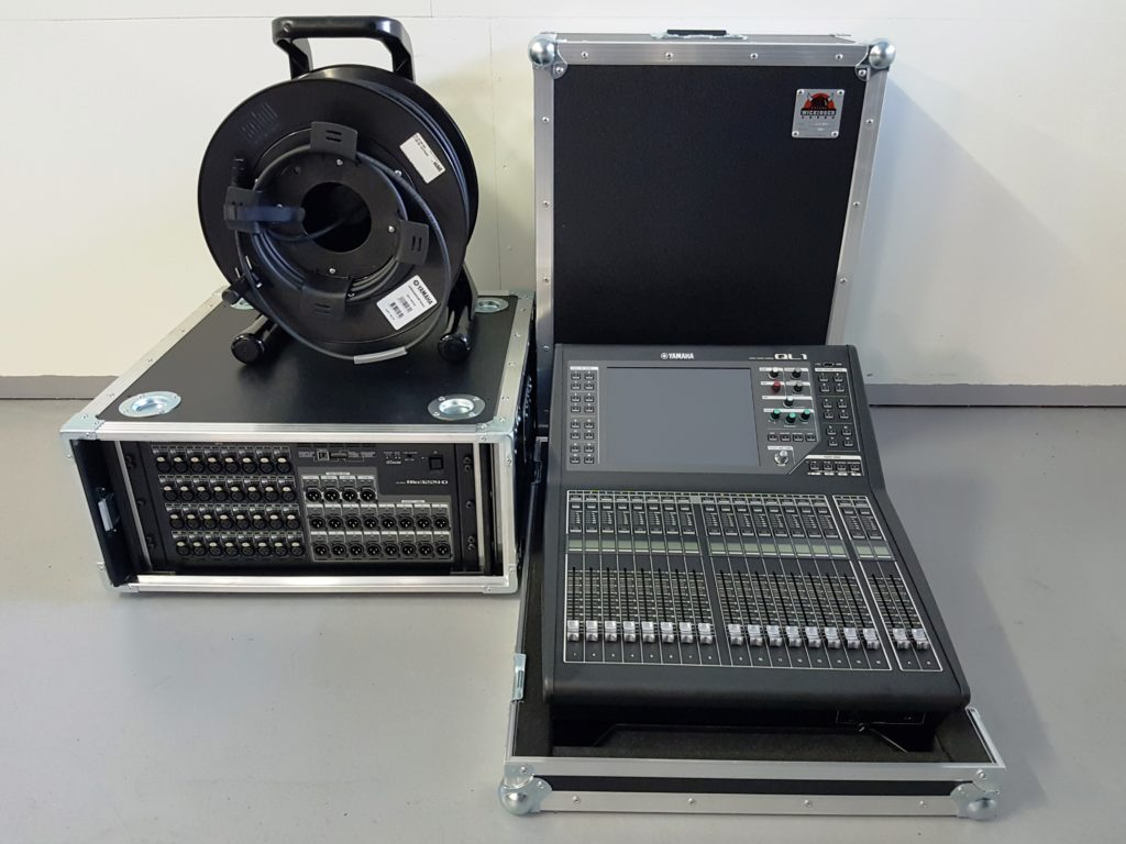 Yamaha QL1 RIO32