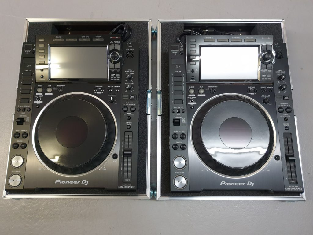 Pioneer CDJ2000NX2